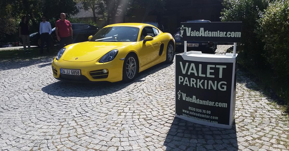 Vale Adamlar Valet Parking